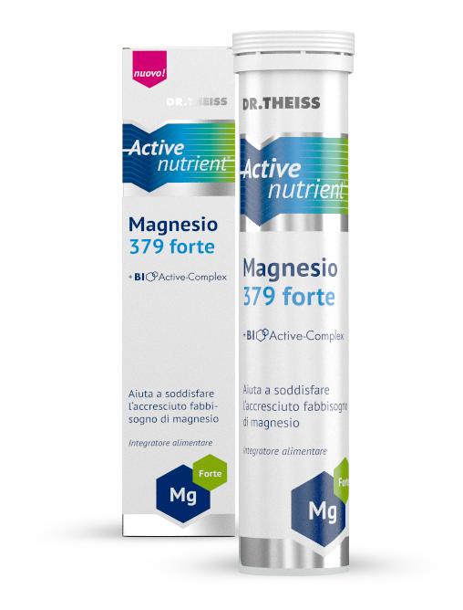 active nutrient magnesio