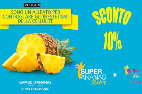 zuccari super ananas slim